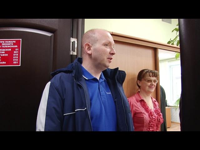 Михаилу Воеводину провели экскурсию по новому зданию дирекции по управлению персоналом