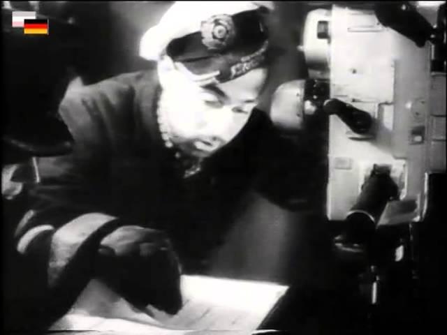 1943-03-24 - Film - DWS 655 - U-Boot auf Geleitzugjagd im Nordatlantik.