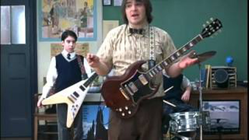 School of Rock - classroom leadership