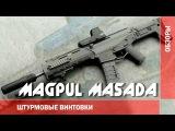 АДАПТИВНОЕ ОРУЖИЕ. ШТУРМОВАЯ ВИНТОВКА MAGPUL MASADA ACWS / BUSHMASTER ACR. ОБЗОР