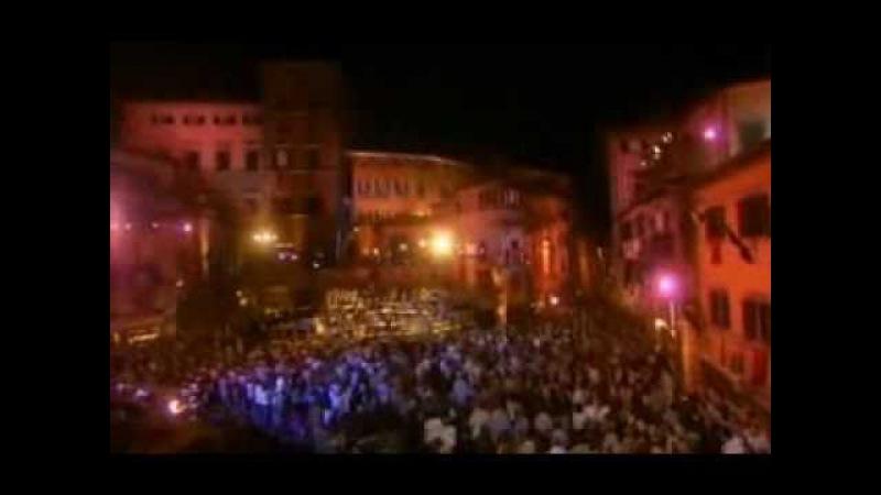 ANDRÉ RIEU - operas-trechos- in Cortona (Toscana-Italia).wmv