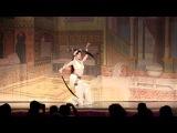 Double Sword Dance Sabine at Tribal Fest 14