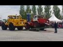 Кировец / Kirowez K-700 A (agra Leipzig 2017) BayWa Wippe (Teil 1)
