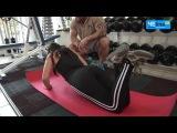 Чернигов: Анатомия спорта - 5 несложных упражнений для идеальной женской фигуры. Часть 2