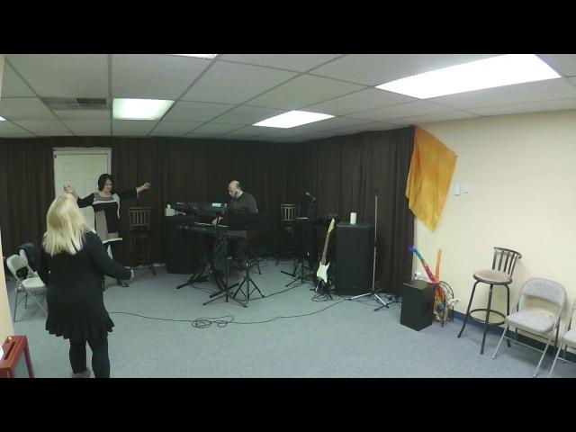 Молитва 39 Центр Божьей Любви Prayer at CGL 021417