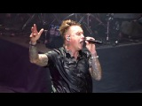 Papa Roach - Live @ Stadium, Moscow 13.06.2017 (Full Show)