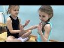 Mannequin Challenge юные гимнастки