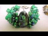 Ярмарка Самоцветов.Часть 1. Моя коллекция авторских украшений из натуральных камней.