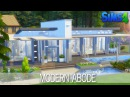 The Sims 4 House Building - Modern Abode - Speed Build