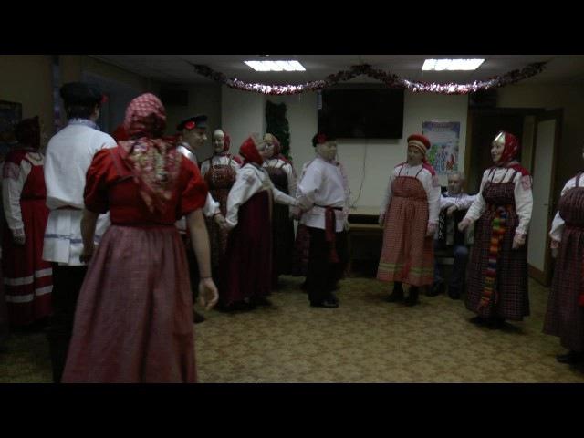 Розочка алая исп театр фольклора Радеюшка