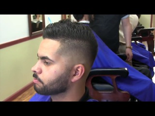 How to do a 15 Minute Award Winning Fade Step by Step