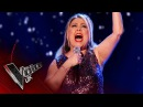 Liza Baker performs 'Alone': Blind Auditions 4 | The Voice UK 2017