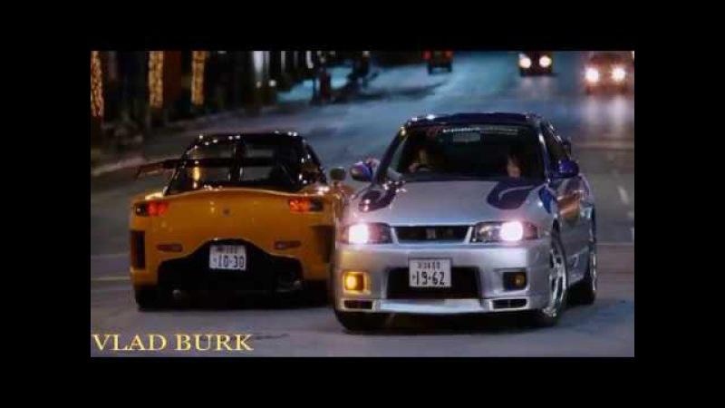 Зеленоглазое такси Вояж Вояж ( Vlad Burk Remix HD )