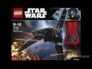 LEGO Star Wars Review |75156| - Krennic's Imperial Shuttle -