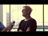 The Edge On Air Exclusive Aaron Carter Interview - YouTube
