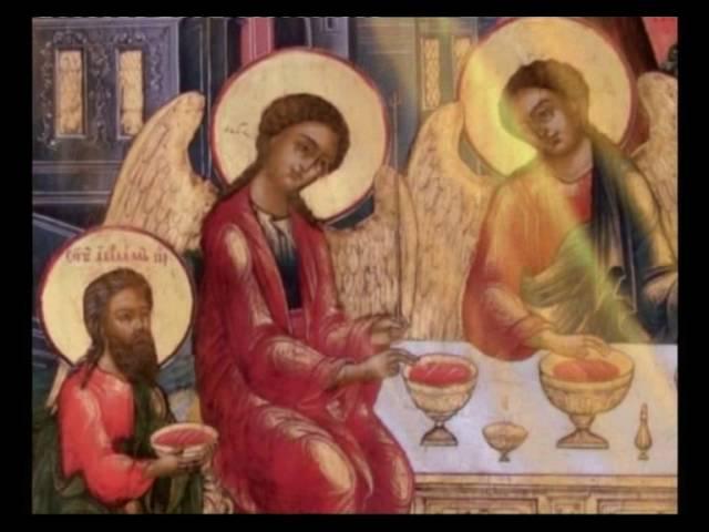 «Закон Божий». Божий мир и Божественное откровение. 03