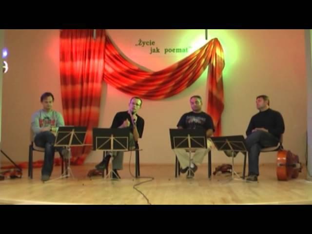 Koncert Grupy MoCarta w LO Rymanów