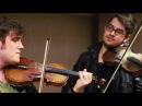 Subway Violinists I Knew You Were Trouble Rhett Price Josh Knowles Taylor Swift cover