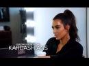 KUWTK Rob Chyna's Drama Worries Kim Kardashian E