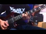 guitar cover - Warpigs by Black Sabbath