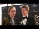 GULLRUTEN Хенрик и Тарьяй - Интервью для TV2 Русские субтитры Henrik Tarjei - TV2 RUS SUB