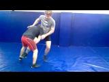 Вольная борьба, бросок при проход в одну ногу. freestyle wrestling training djkmyfz ,jhm,f, ,hjcjr ghb ghjjl d jlye yjue. frees