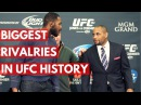 Biggest Rivalries in UFC History - TOP 5 biggest rivalries in ufc history - top 5