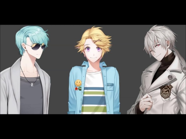 [Mystic Messenger] V, Yoosung, ZEN singing