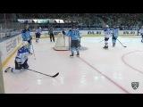 КХЛ (Континентальная хоккейная лига) - Моменты из матчей КХЛ сезона 16/17 - Удаление. Сергиенко Юрий