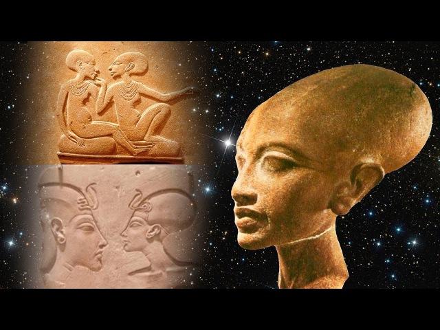 Инопланетная раса прародителей фараонов и предков египтян