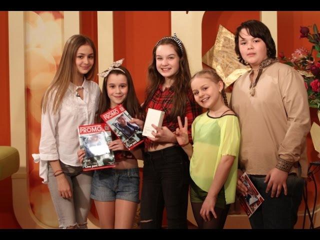 ProTv: Iuliana si Anisoara Beregoi au premieat castigatorii concursului lansat de Ionel Istrati.