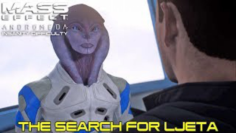 Mass Effect Andromeda - Elaaden - The Search For Ljeta