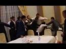 Жестокая драка на свадьбе,Шымкент.
