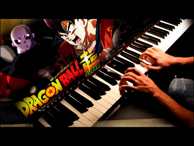 Dragon Ball Super - Limit-Break x Survivor - Piano