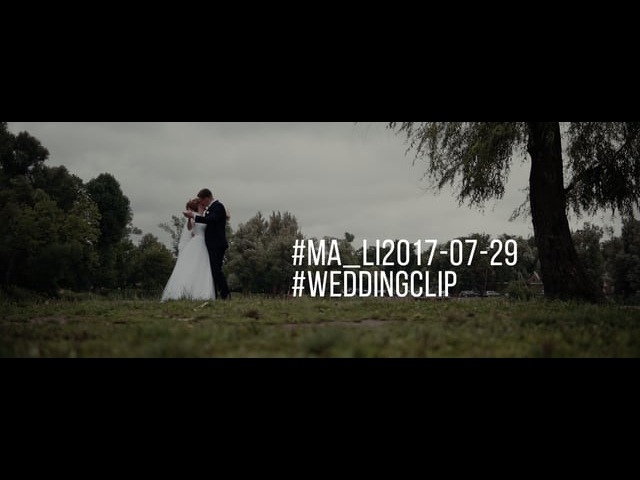 Wedding day. s02 e09 2017-07-29 Макс и Лиза