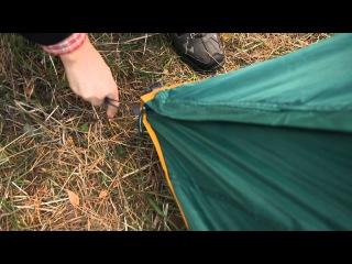 Кемпинговая палатка Greenell «Лимерик плюс 3». Обзор (review)