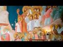 Росписи стен храма Троицы Живоначальной. Часть 4: Южный лепесток, клирос, описание иконостаса