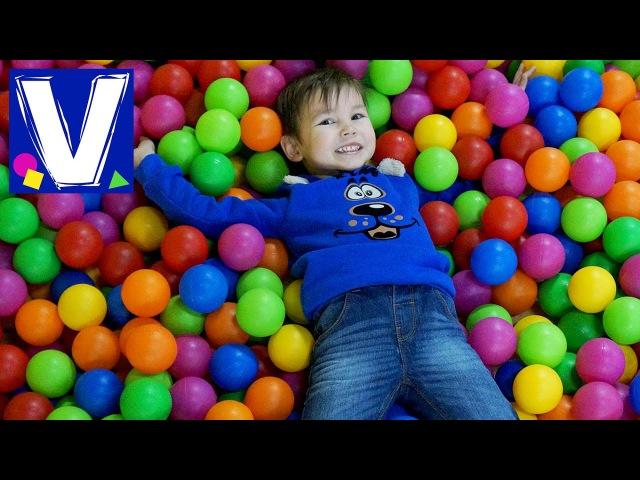 👦 ДЕТСКИЙ РАЗВЛЕКАТЕЛЬНЫЙ ЦЕНТР Джой Ленд Одесса Fun for Kids at Indoor Play Center Joy Land