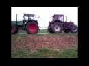 Битва тракторов IHC 1455 XL vs Fendt 610 LS, кто кого