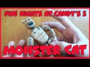 Monster Cat из пластилина Five Nights at Candy's 3