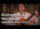 York 'Mechanism' played by Andrew York