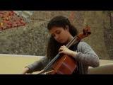 Юрий СЕМЕНОВ композитор, виолончель, открытый урок с  конкурса Валерия Гаврилина 2016