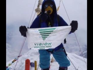 Отзывы спортсменов о БАД Vision Альпинист В Назаренко о компании Визион Вижен, Виж ...