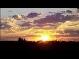 РАССВЕТ  СОЛНЦА  на моей родине ЛЕТО 18.08.2017г. DAWN OF THE SUN in my homeland SUMMER