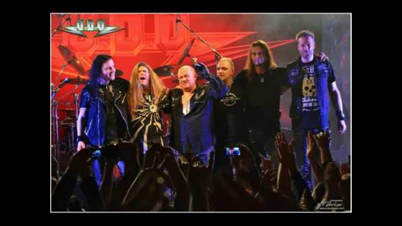 Рок - передача о метал группe U.D.O. (Часть 2)