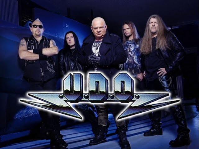 Рок - передача о метал группe U.D.O.