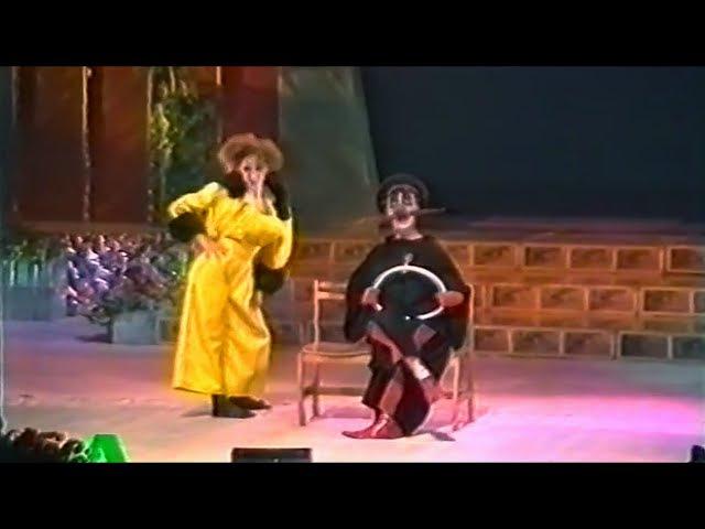 Магазин ФУ на конкурсе красоты Красуня Закарпаття 1993