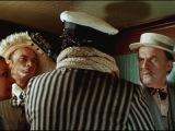 Танго на параходе - фильм 12 стульев - поет Андрей Миронов