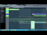 Fl Studio 10 Tutorial How To Make A Techno hands up! - (DJ Gollum - Hands Up Isn't Dead)