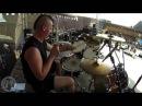 CALM HATCHERY@Messerschmitt-Radek Szczepański-Live in Dark Fest 2016 (Drum Cam)